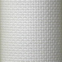 Aida Zweigart 20 ct. Extra Fine Aida 3326/1 White(белая) 50*55 см