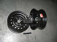 Диск колесный 13х5,0 4x100 Et 49 DIA 56,56 DAEWOOчерный (производитель КрКЗ) Т1301-3101015.27