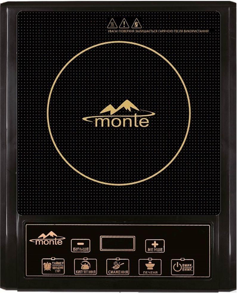 Индукционная плита Monte MT-2100 2000Вт 3 режима