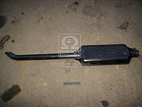 Глушитель МТЗ, ЮМЗ длинный черный (L=1370 мм) (Производство ЮТАС, г. Мелитополь) 60-1205015-АД