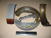 Колодка тормозной барабан. FORD TRANSIT задней (Производство TRW) GS8471