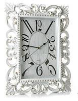 Часы настенные (46*61 см) белые