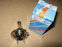 Лампа H7 12V 55W PX26D Стандарт (Квант) 65002100