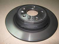 Диск тормозной FORD FOCUS, KUGA, MONDEO IV заднего (производитель TRW) DF4766
