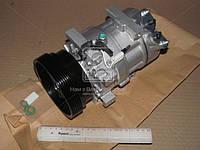 Компрессор кондиционера RENAULT Duster, Logan, Sandero (пр-во Nissens) 89148
