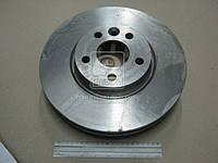 Диск тормозной FORD GALAXY, MONDEO передний, вентилируемый(производитель TRW) DF4850S
