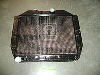 Радиатор водяного охлажденияЗИЛ 130 (4-х рядный) (производитель ШААЗ) 130-1301010