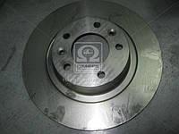Диск тормозной PEUGEOT 407 заднего (производитель TRW) DF6047