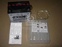 Аккумулятор 9Ah-12v Exide (12N9-4B-1) (135х75х139) L, EN85 12N9-4B-1