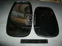 Зеркало боковое КАМАЗ 180х320 плоское металлический (производитель Россия) 5320-8201020