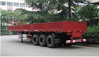3 осевой грузовой полуприцеп
