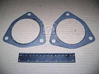 Прокладка фланца приемной трубы правой МАЗ, КРАЗ задняя (производитель Украина) 256Б-1203039