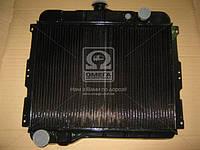 Радиатор водяного охлажденияГАЗ 24 (2-х рядный) (производитель ШААЗ) АКЦИЯ 24-1301010-01