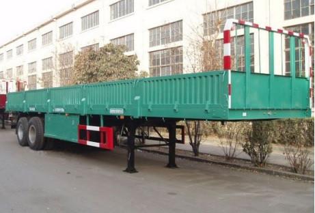 2 осевой грузовой полуприцеп