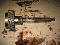Вал первичный КПП ЯМЗ 236 (d=42 мм,зубьев = 28) (Производство ЯМЗ) 236Н-1701027-Б