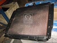 Радиатор водяного охлажденияЗИЛ 130 (4-х рядный) (производитель г.Бишкек) 14.1301010-50