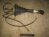 Рычаг переключения передач с трубками (производитель Беларусь) 64221-1703410-01