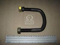 Стремянка ушка рессоры задний ЗИЛ 130 М16х1,5 (с высокой гайкой игроверойL=105) (производитель Украина)