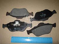 Колодки тормозные дисковые ФОРД FIESTA 95-02 (производство  PARTS-MALL)  PK2-010