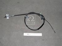 Трос стояночного тормоза левый (Производство SsangYong) 4901009204