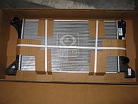 Радиатор охлаждения TRANSIT 4 MT -A/C 91-94(пр-во Van Wezel)