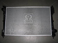 Радиатор охлаждения CORSA D 13CDTi MT 06-(пр-во Van Wezel)