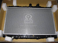 Радиатор охлаждения COROLLA EE90 1.3MT 87-92(пр-во Van Wezel)