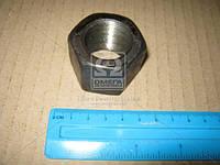Гайка М27х1,5 пальца ушка рессор. задн. ЗИЛ, балансира подв.КАМАЗ высокая(пр-во Украина)