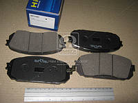 Колодка тормозная KIA CARNIVAL 2.7, 2.9CRDI (производитель SANGSIN) SP1191