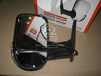 Зеркало боковое ГАЗ 3302 новый образца с поворотного левая белое  46.8201021-30