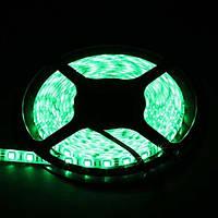 Лента зеленая светодиодная 300 SMD5050 Green - 5 метров в Силиконе!!Хит
