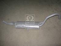 Глушитель ВАЗ 2104 с минеральным наполнителем закатной (производитель Украина) 2104-1201005
