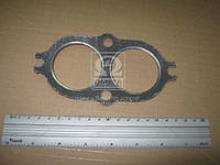 Прокладка трубы приемной ГАЗ 3302, 2217 (ЗМЗ 406,405,4216) (4+2 отверстий) (производитель г.Ярославль)