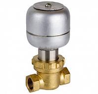 Клапан электромагнитный запорный 15Б859П