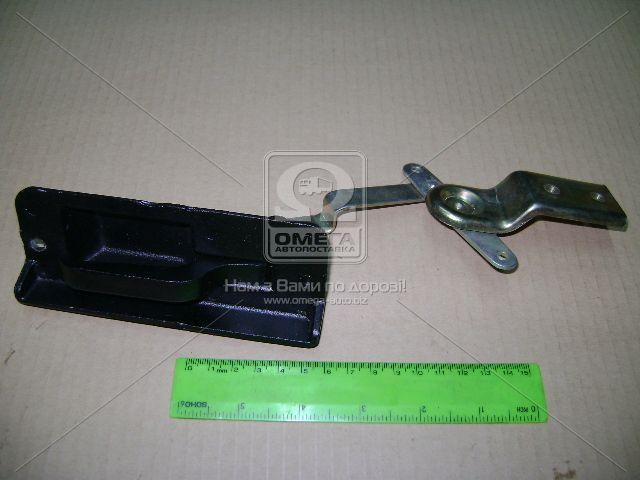 Ручка двери задняя левая металлическая (производитель ШАНС) 2705-6300000 - ДЕТАЛИ АВТО в Кривом Роге