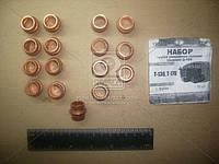 Ремкомплект уплотнения трубок головки Д 160 (медная) (16 штук) (производитель Украина) Р/К-1984