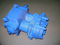 Компрессор 2-цилиндровый МАЗ, К-701, Т 150, КРАЗ (без шкива) (производитель БЗА) 5336-3509012-01