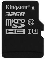 Карта памяти MicroSDHC 32GB UHS-I Class 10 Kingston (SDC10G2/32GBSP)