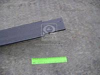 Лист рессоры №2 передний ГАЗ 33104 ВАЛДАЙ 1650мм (производитель ГАЗ) 33104-2902102-01