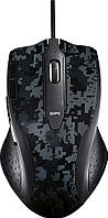 Мышь Asus (90YH0051-BBUA00) Echelon Gray USB лазерная