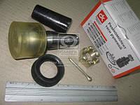 Ремкомплект тяги рулевой КАМАЗ (полиуретан.)(продольныйс пыльником 5320-3414074) (белый палец)