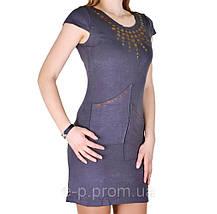 Платье с карманами (арт. W122), фото 2
