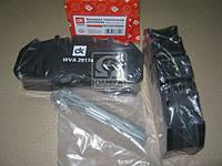 Колодка тормозная дисковая (комплект на ось) RVI MAGNUM,PREMIUM, ROR, VOLVO  DK 29174PRO