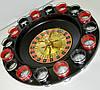 Настольные игры - алко - рулетка с рюмками