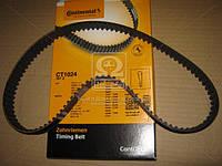 Ремень зубчатый ГРМ (Производство ContiTech) CT1024