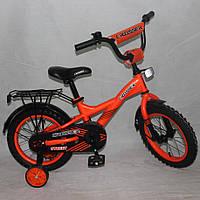 Двухколесный велосипед на 14 д   Crosser Stree