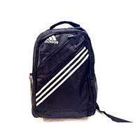 Рюкзак Adidas 114772 спортивный школьный спереди карман копия 33см х46см х 17см