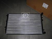 Радиатор охлаждения SKODA FABIA/POLO 01- (TEMPEST) TP.15.65.2711