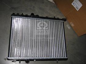 Радиатор охлаждения PARTNER/BERLINGO/C4 02-06 (TEMPEST) TP.15.63.502