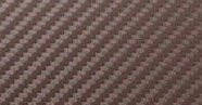 Пленка карбон 3D коричневый 100х152 см.